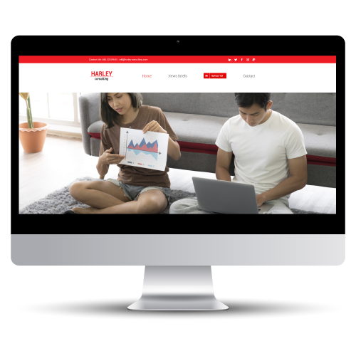 harley consulting website