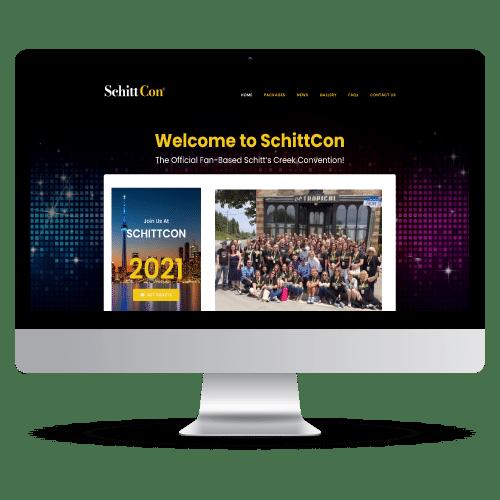 schittcon website