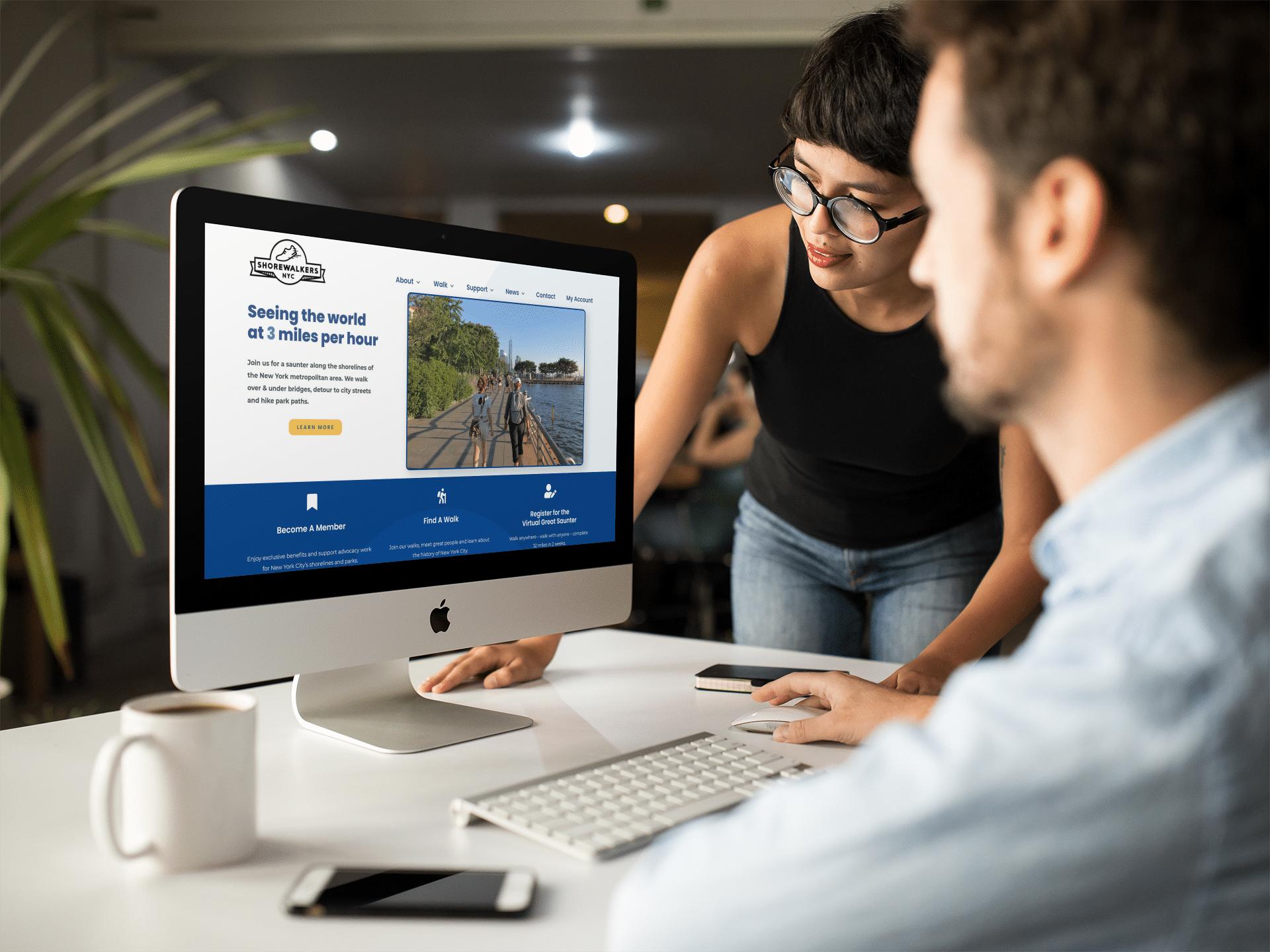 shorewalkers website