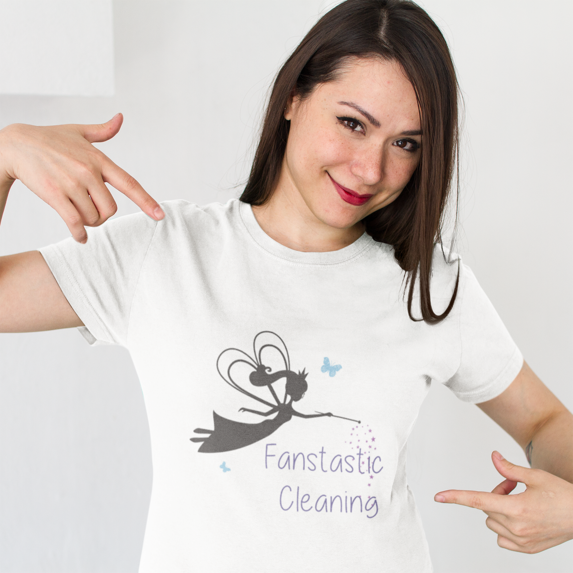 fanstastic cleaning tshirt